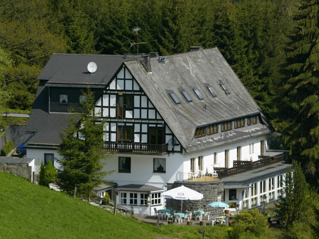 Charmantes Ferienhaus mit Terrasse in Winterberg Ferienhaus in Nordrhein Westfalen