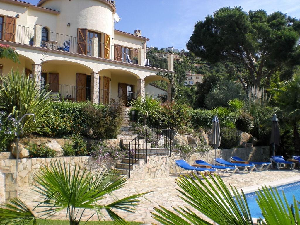 La Roqueda Ferienhaus in Spanien