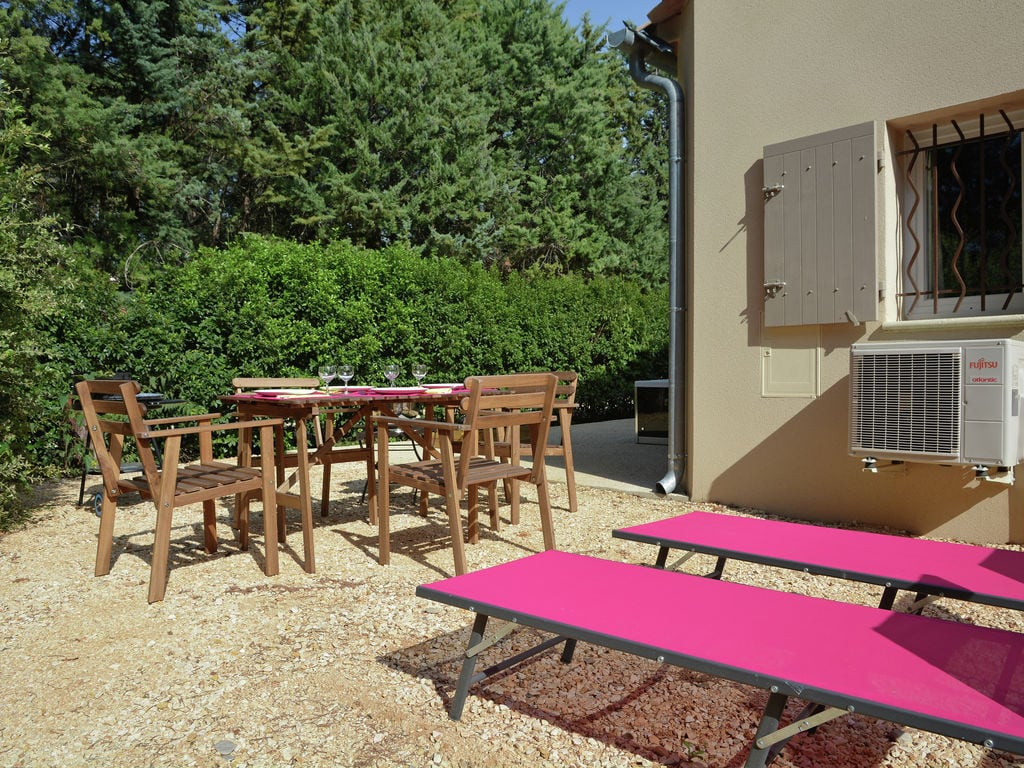 Holiday house Luxuriöse Villa mit Whirlpool in Carpentras, Provence (1760109), Carpentras, Vaucluse, Provence - Alps - Côte d'Azur, France, picture 1