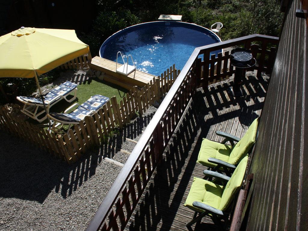 Ferienhaus Hübsches Chalet in Beaulieu (Frankreich) mit eigenem Pool (1762687), Champs sur Tarentaine, Cantal, Auvergne, Frankreich, Bild 22