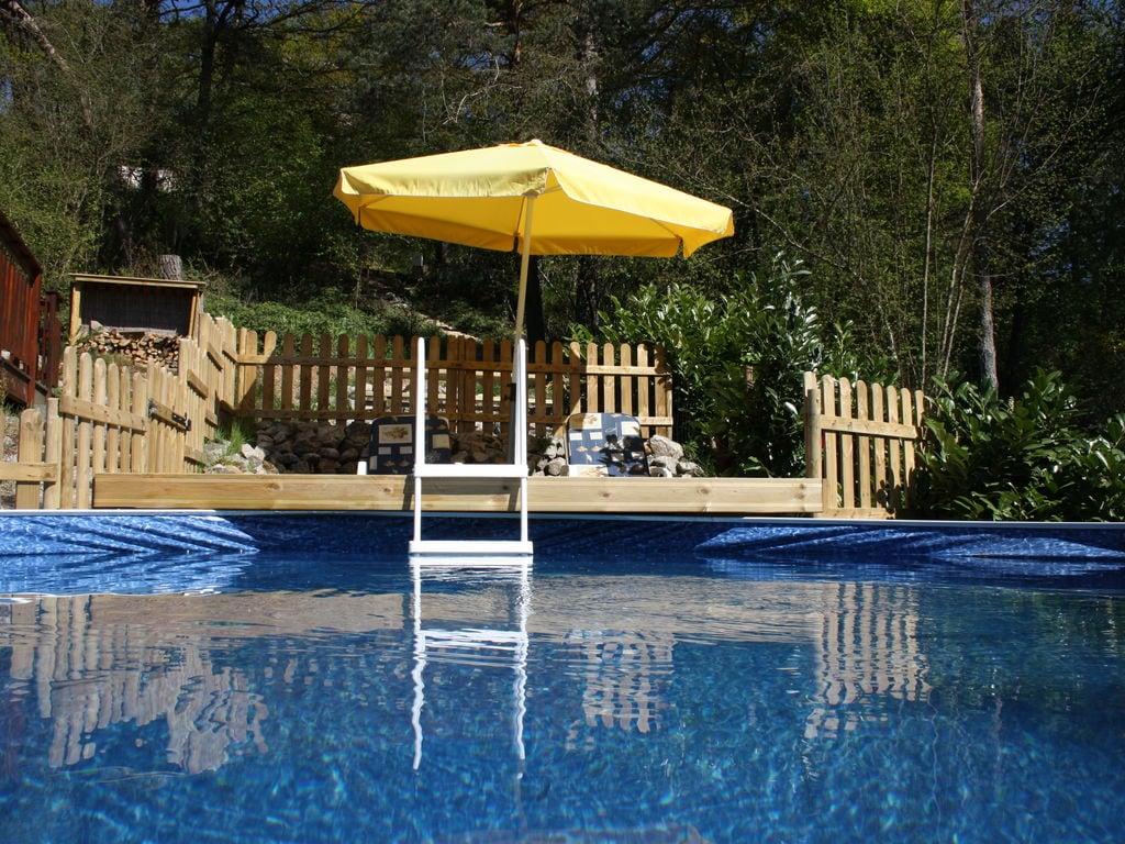 Ferienhaus Hübsches Chalet in Beaulieu (Frankreich) mit eigenem Pool (1762687), Champs sur Tarentaine, Cantal, Auvergne, Frankreich, Bild 5