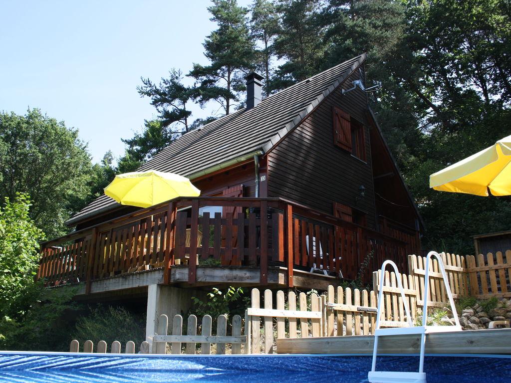 Ferienhaus Hübsches Chalet in Beaulieu (Frankreich) mit eigenem Pool (1762687), Champs sur Tarentaine, Cantal, Auvergne, Frankreich, Bild 4