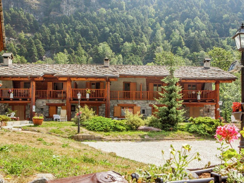 Ferienwohnung Gemütliches Apartment in Antey-Saint-André mit Terrasse (1747862), Gressoney la Trinite', , Aostatal, Italien, Bild 10