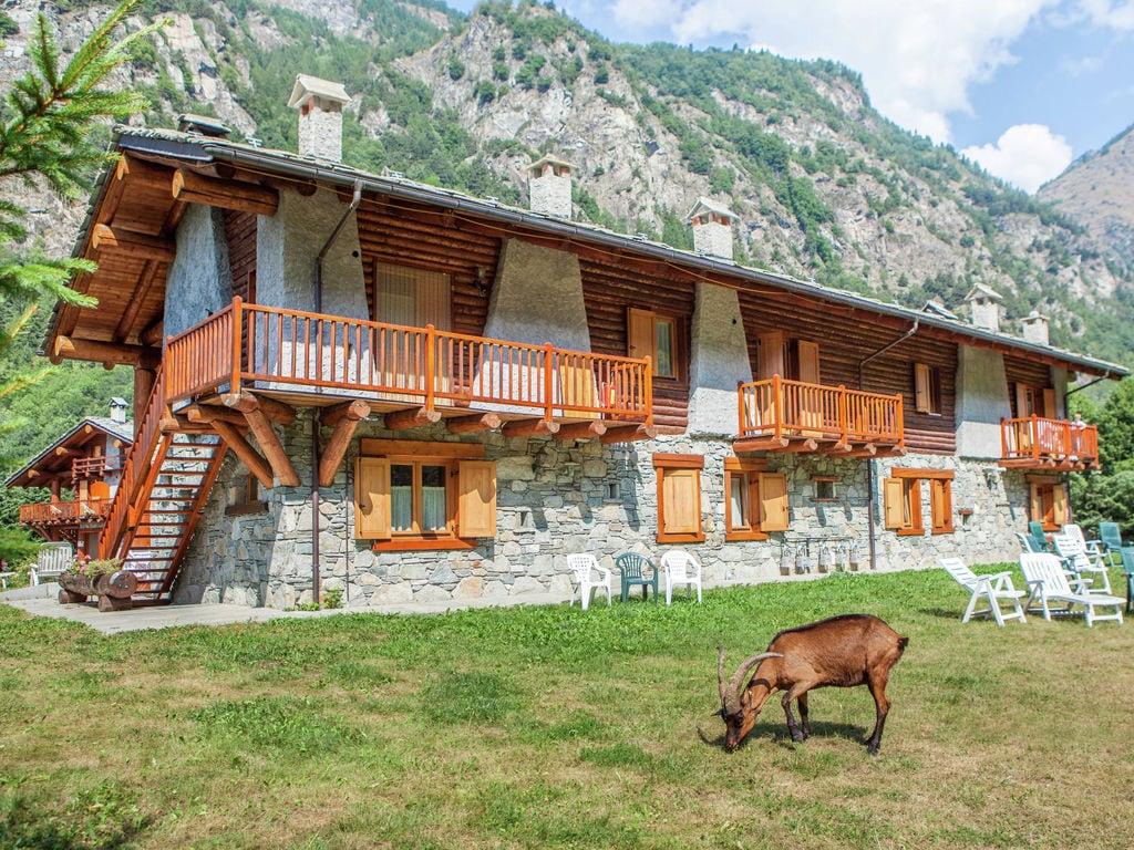 Ferienwohnung Gemütliches Apartment in Antey-Saint-André mit Terrasse (1747862), Gressoney la Trinite', , Aostatal, Italien, Bild 22
