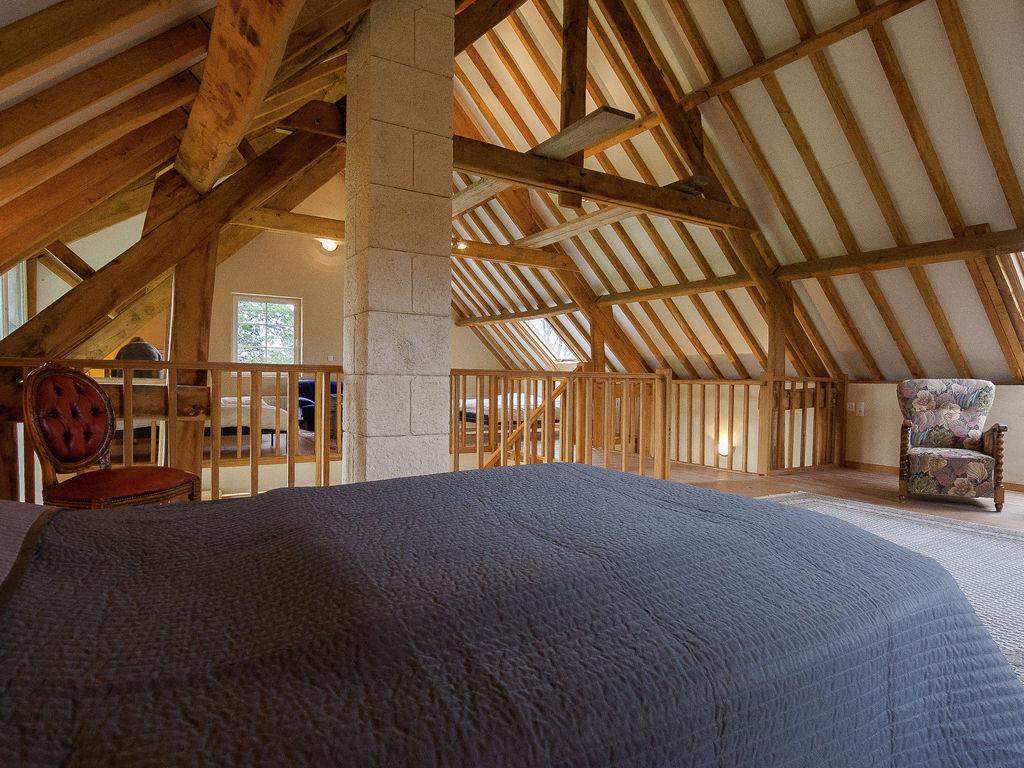 Ferienhaus Geräumiges Ferienhaus mit Privatpool in Auriac, Frankreich (1853809), Saint Privat, Corrèze, Limousin, Frankreich, Bild 21
