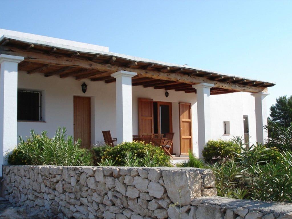 Ferienhaus Herrliches Landhaus mit Whirlpool in San Rafael (2309785), San Mateo, Ibiza, Balearische Inseln, Spanien, Bild 2
