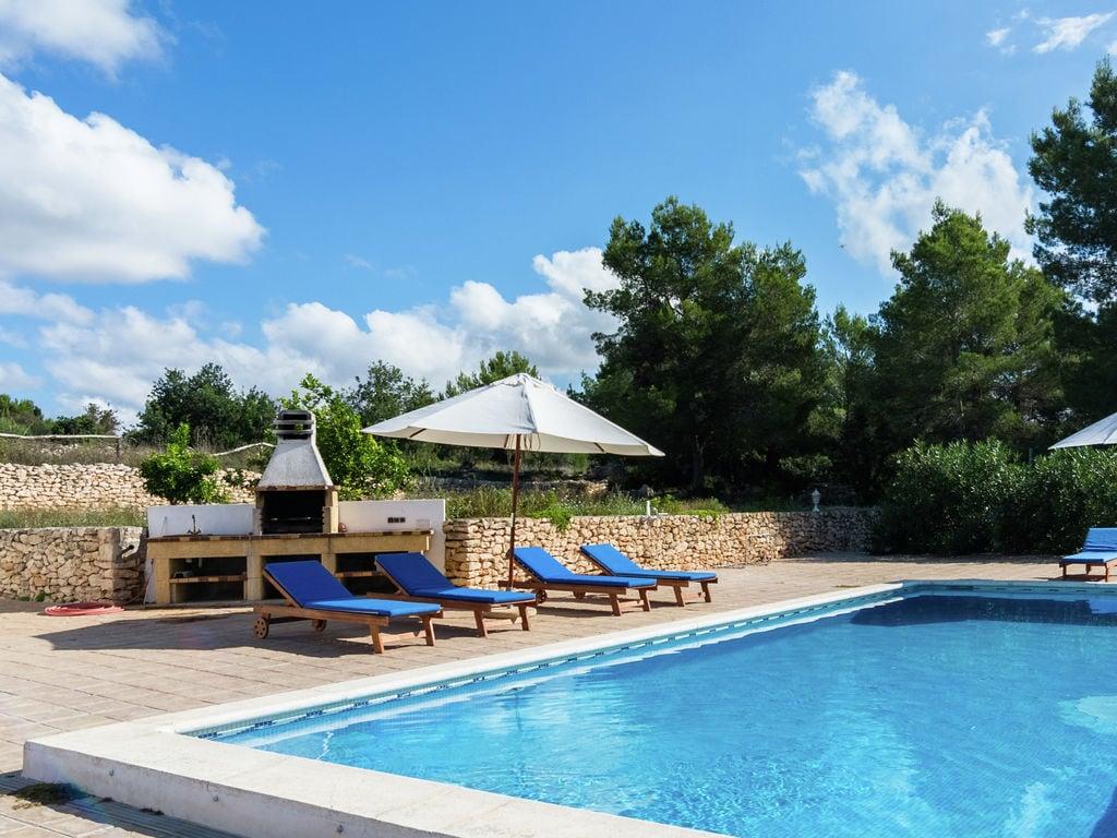 Ferienhaus Herrliches Landhaus mit Whirlpool in San Rafael (2309785), San Mateo, Ibiza, Balearische Inseln, Spanien, Bild 5