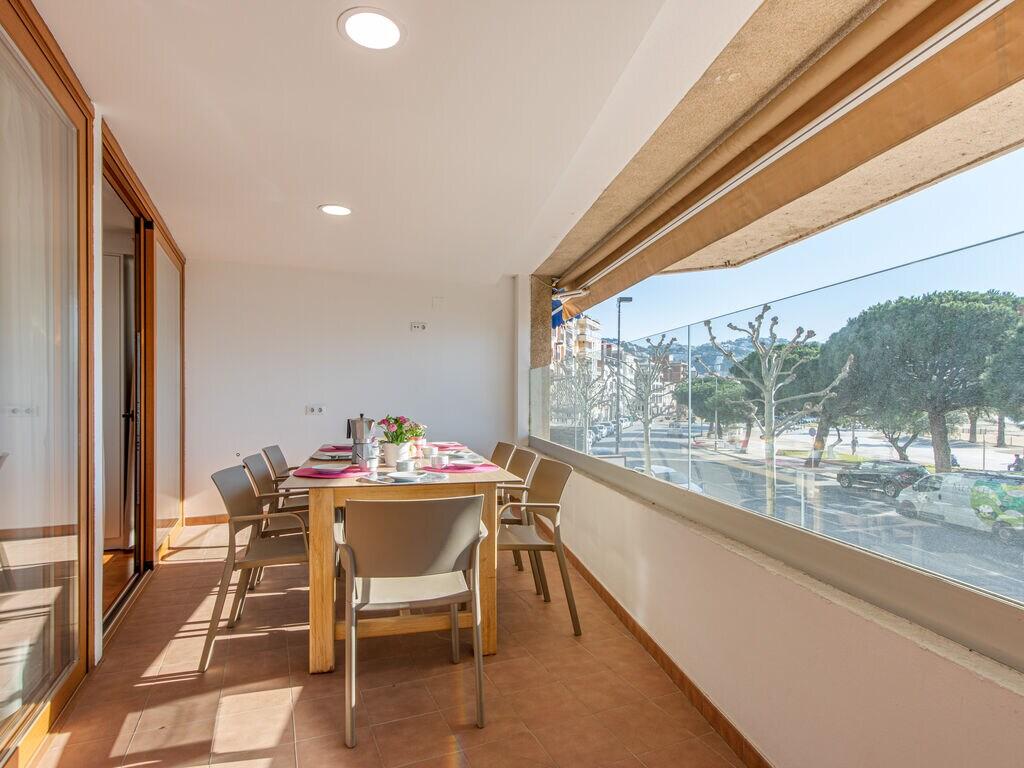 Ferienwohnung Moderne Wohnung mit WLAN und Meerblick (1889601), El Mas Fumats, Costa Brava, Katalonien, Spanien, Bild 19