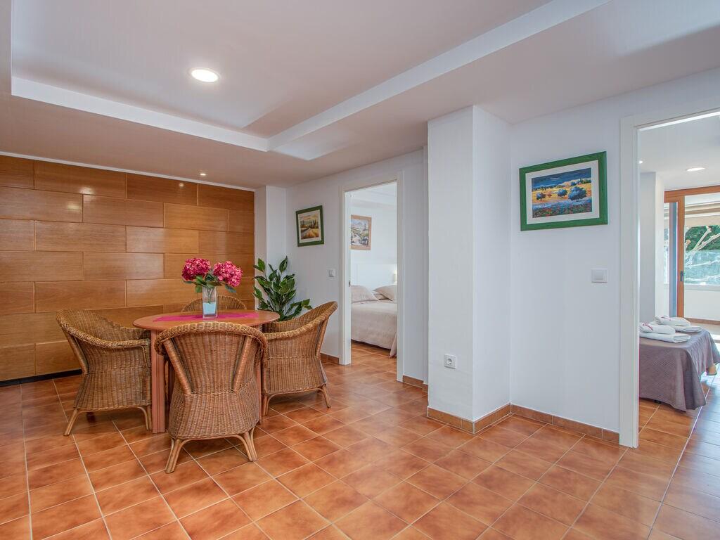 Ferienwohnung Moderne Wohnung mit WLAN und Meerblick (1889601), El Mas Fumats, Costa Brava, Katalonien, Spanien, Bild 11