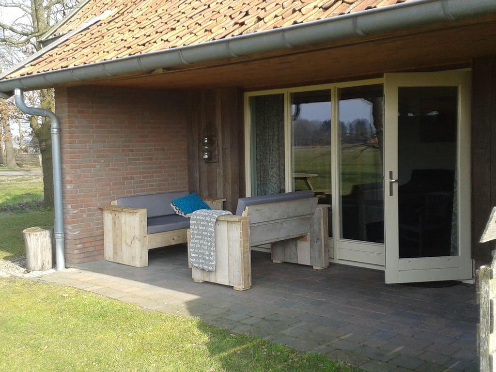 Ferienhaus Ruhig gelegenes Ferienhaus in Geesteren für Naturliebhaber (256887), Geesteren OV, Twente, Overijssel, Niederlande, Bild 4