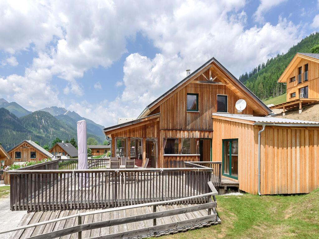 Holiday house Chalet Zuckerhütl (1853786), Hohentauern, Murtal, Styria, Austria, picture 7
