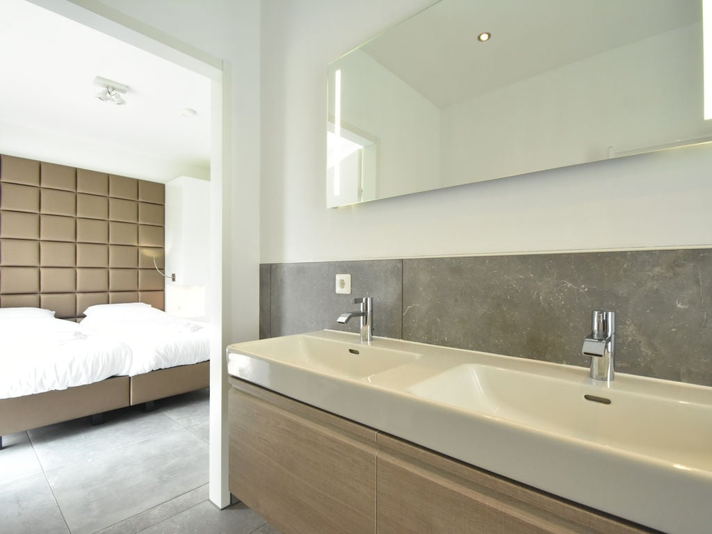 Ferienhaus Moderne Villa mit Jacuzzi und Sauna in Harderwijk Flevoland (1948914), Zeewolde, , Flevoland, Niederlande, Bild 20