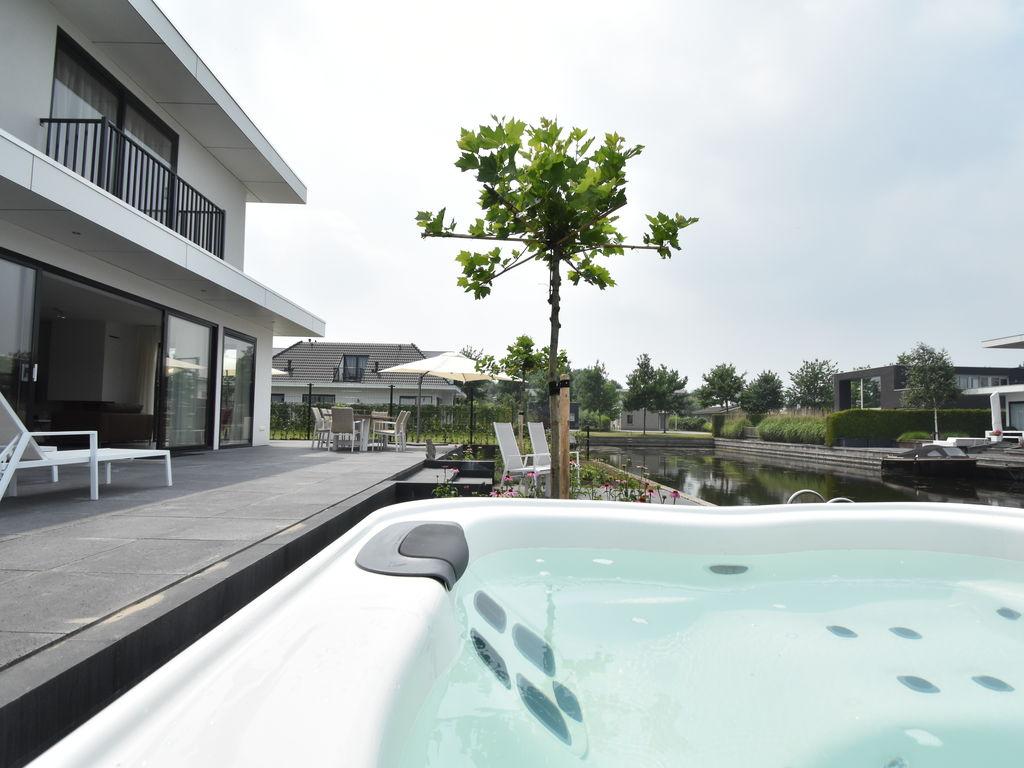 Ferienhaus Moderne Villa mit Jacuzzi und Sauna in Harderwijk Flevoland (1948914), Zeewolde, , Flevoland, Niederlande, Bild 36