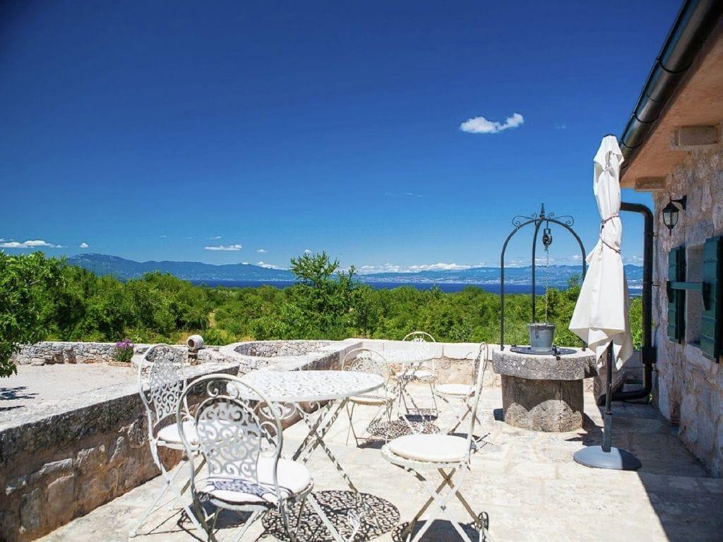 Ferienhaus Eine auth. Steinvilla im Grünen Paradies von Strilcici (256341), Vantačići, Insel Krk, Kvarner, Kroatien, Bild 23