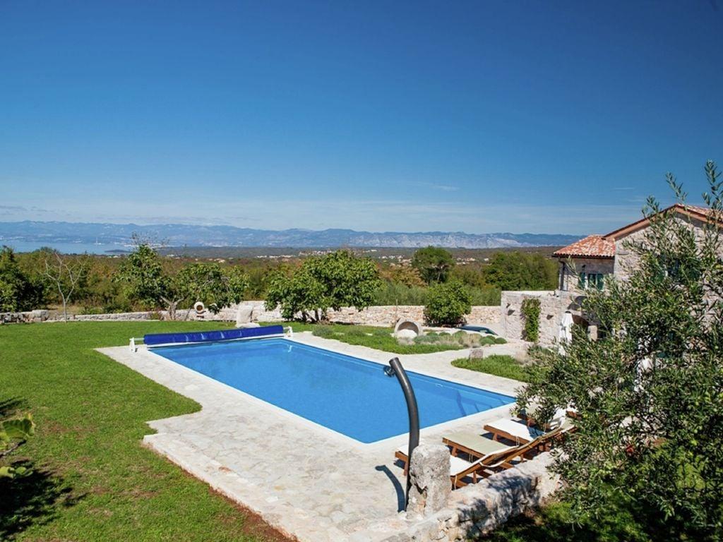 Ferienhaus Eine auth. Steinvilla im Grünen Paradies von Strilcici (256341), Vantačići, Insel Krk, Kvarner, Kroatien, Bild 3
