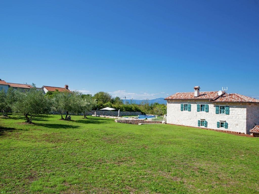 Ferienhaus Eine auth. Steinvilla im Grünen Paradies von Strilcici (256341), Vantačići, Insel Krk, Kvarner, Kroatien, Bild 24