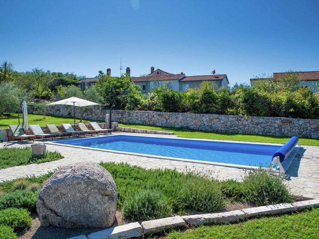 Ferienhaus Eine auth. Steinvilla im Grünen Paradies von Strilcici (256341), Vantačići, Insel Krk, Kvarner, Kroatien, Bild 25
