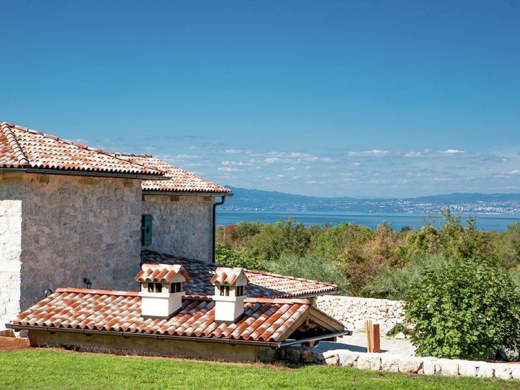 Ferienhaus Eine auth. Steinvilla im Grünen Paradies von Strilcici (256341), Vantačići, Insel Krk, Kvarner, Kroatien, Bild 5