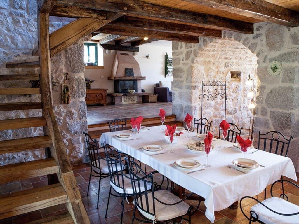 Ferienhaus Eine auth. Steinvilla im Grünen Paradies von Strilcici (256341), Vantačići, Insel Krk, Kvarner, Kroatien, Bild 9