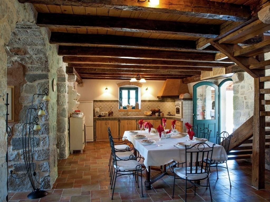 Ferienhaus Eine auth. Steinvilla im Grünen Paradies von Strilcici (256341), Vantačići, Insel Krk, Kvarner, Kroatien, Bild 10