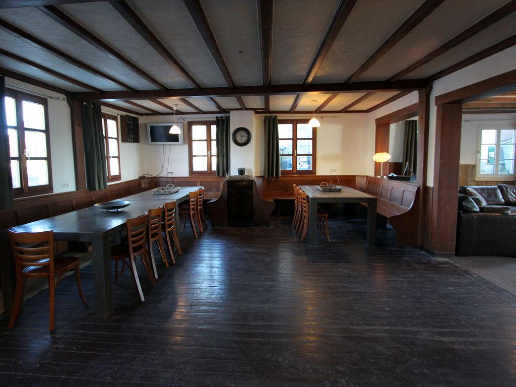 Ferienhaus Geräumige, tierfreundliche Villa in Kalterherberg (2007838), Monschau, Eifel (Nordrhein Westfalen) - Nordeifel, Nordrhein-Westfalen, Deutschland, Bild 9