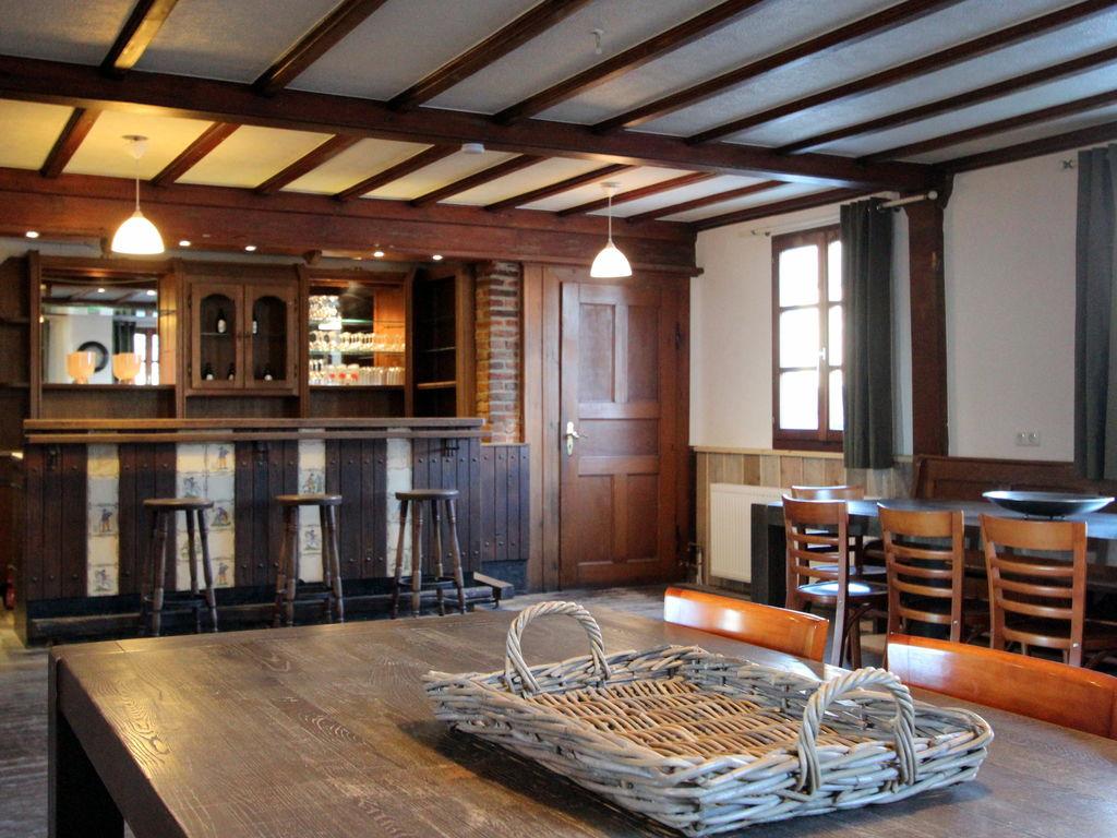 Ferienhaus Geräumige, tierfreundliche Villa in Kalterherberg (2007838), Monschau, Eifel (Nordrhein Westfalen) - Nordeifel, Nordrhein-Westfalen, Deutschland, Bild 10