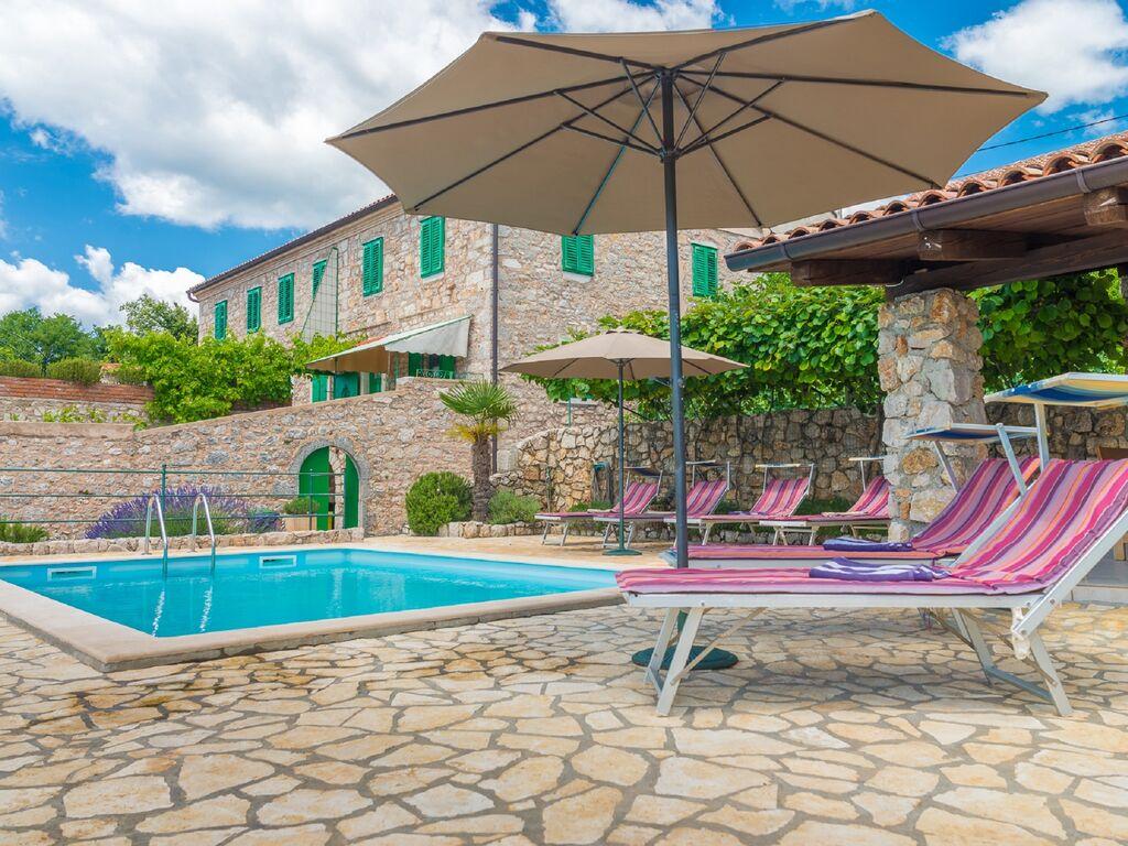 Ferienhaus Eine Villa in Crikvenica Kvarner für 4 Personen (256362), Crikvenica, , Kvarner, Kroatien, Bild 2