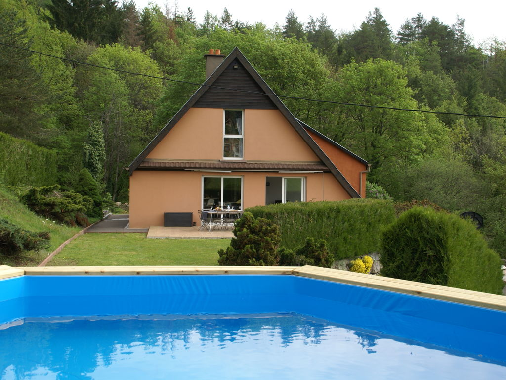 Holiday house Moderne Villa in Fellering mit privatem Pool (1911986), Fellering, Haut-Rhin, Alsace, France, picture 2