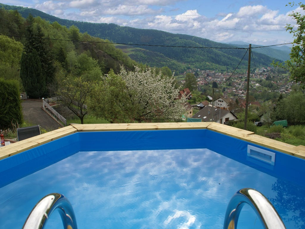 Holiday house Moderne Villa in Fellering mit privatem Pool (1911986), Fellering, Haut-Rhin, Alsace, France, picture 4