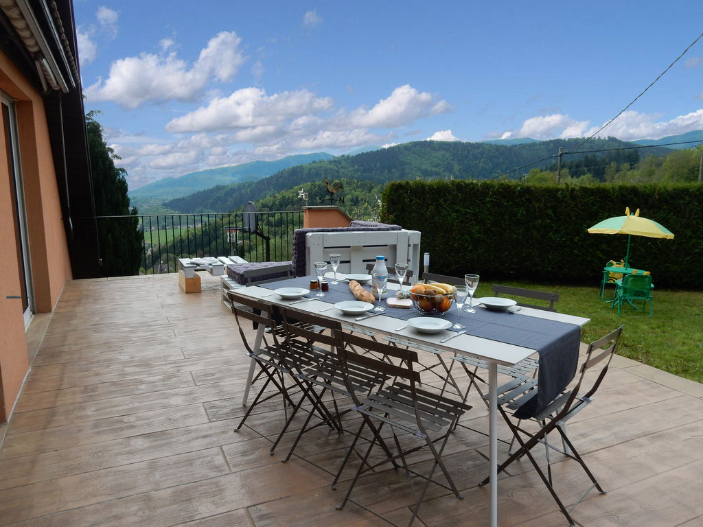 Holiday house Moderne Villa in Fellering mit privatem Pool (1911986), Fellering, Haut-Rhin, Alsace, France, picture 18