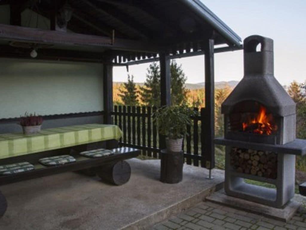 Ferienhaus Ein gemütliches Ferienhaus in Kozji Vrh, Kroatien (256365), Prezid, , Kvarner, Kroatien, Bild 16