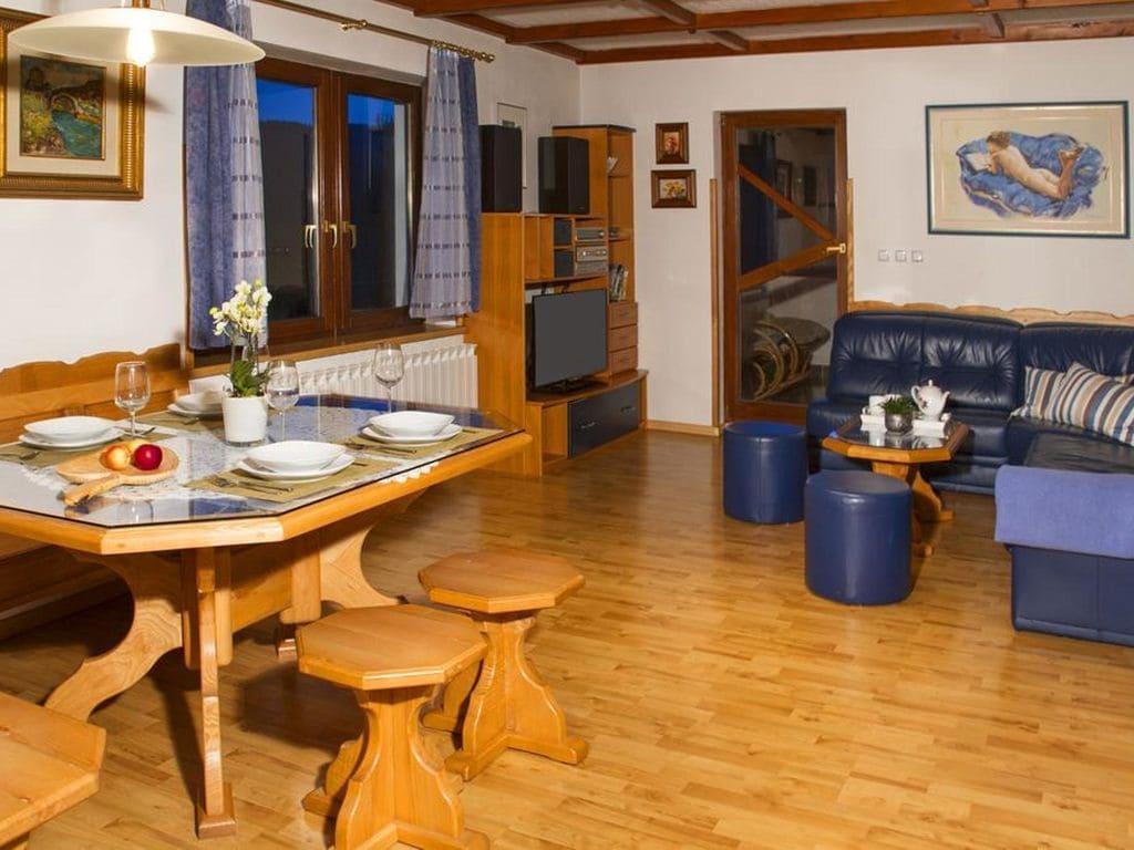 Maison de vacances Ein gemütliches Ferienhaus in Kozji Vrh, Kroatien (256365), Prezid, , Kvarner, Croatie, image 6