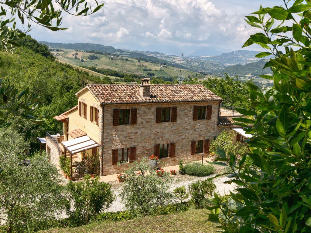 Ferienhaus Vigneto (1920686), Montalto delle Marche, Ascoli Piceno, Marken, Italien, Bild 1