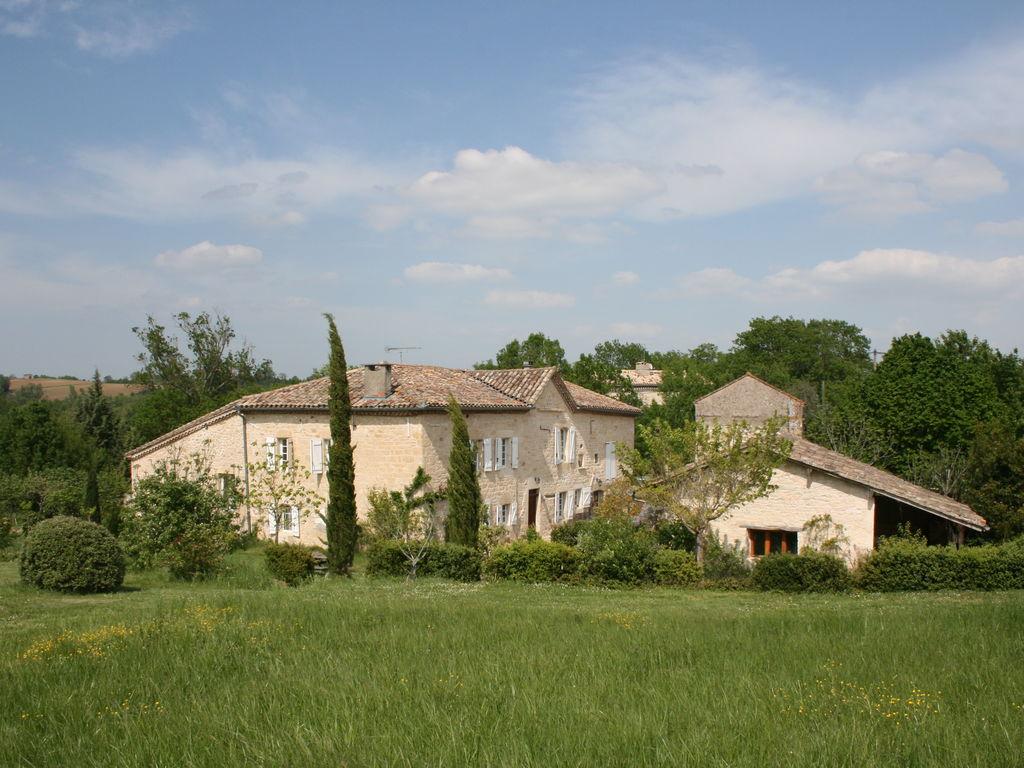 Ferienhaus Gemütliches Cottage in Fayssac, Frankreich mit Pool (2063694), Marssac sur Tarn, Tarn, Midi-Pyrénées, Frankreich, Bild 2
