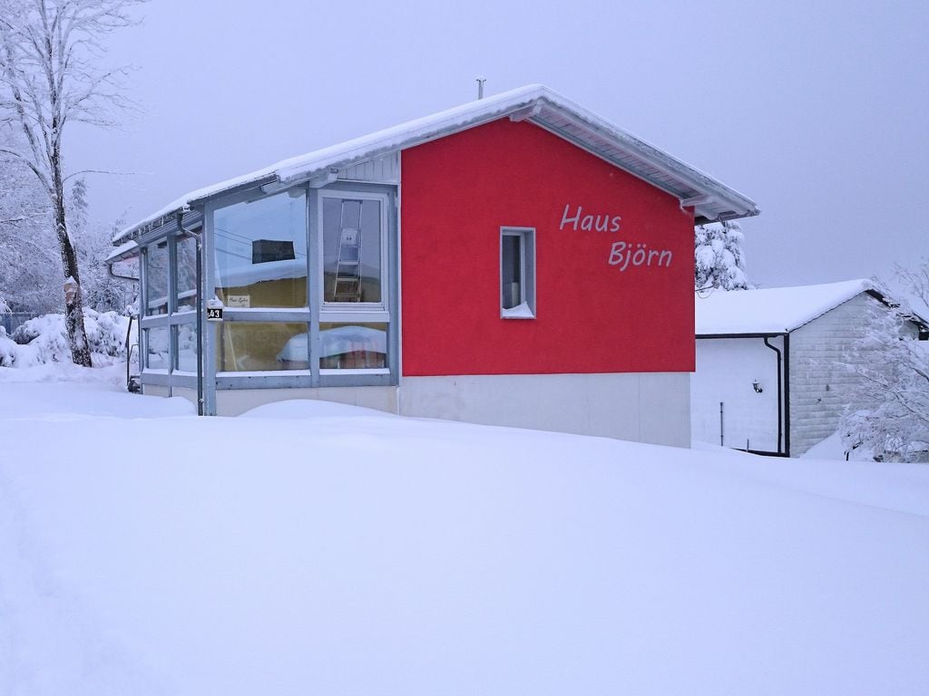 Björn Ferienhaus in Thüringen