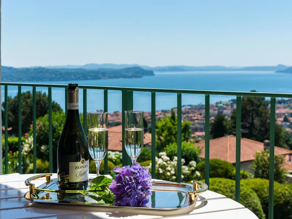 Ferienhaus Luxuriöse Ferienwohnung in Verbania mit Balkon (1934844), Intra, Lago Maggiore (IT), Piemont, Italien, Bild 22