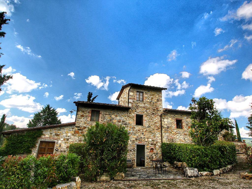 Villa Ulivo e Edera Ferienhaus