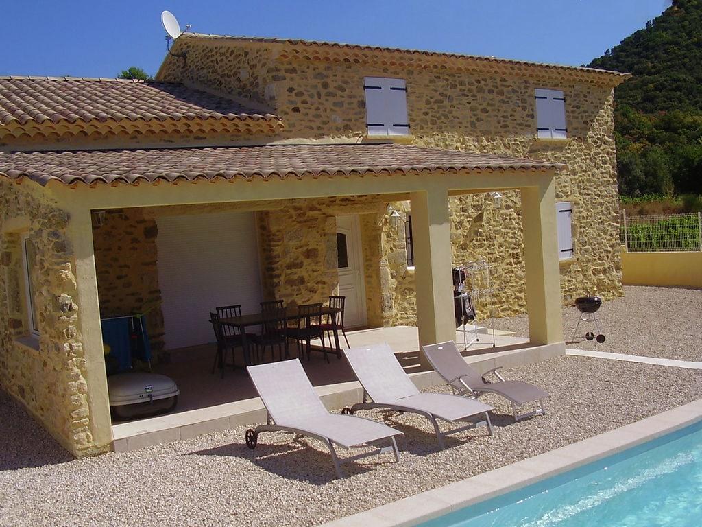 Ferienhaus Le Mas (1939232), Bagnols sur Cèze, Gard Binnenland, Languedoc-Roussillon, Frankreich, Bild 2