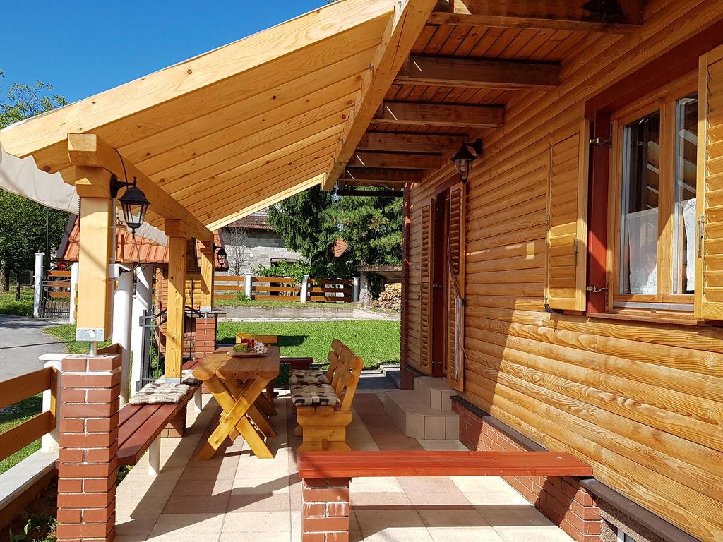 Ferienhaus Schönes Ferienhaus Ogulin Lika in Karlovac, Kroatien (1939216), Tounj, , Mittelkroatien, Kroatien, Bild 6
