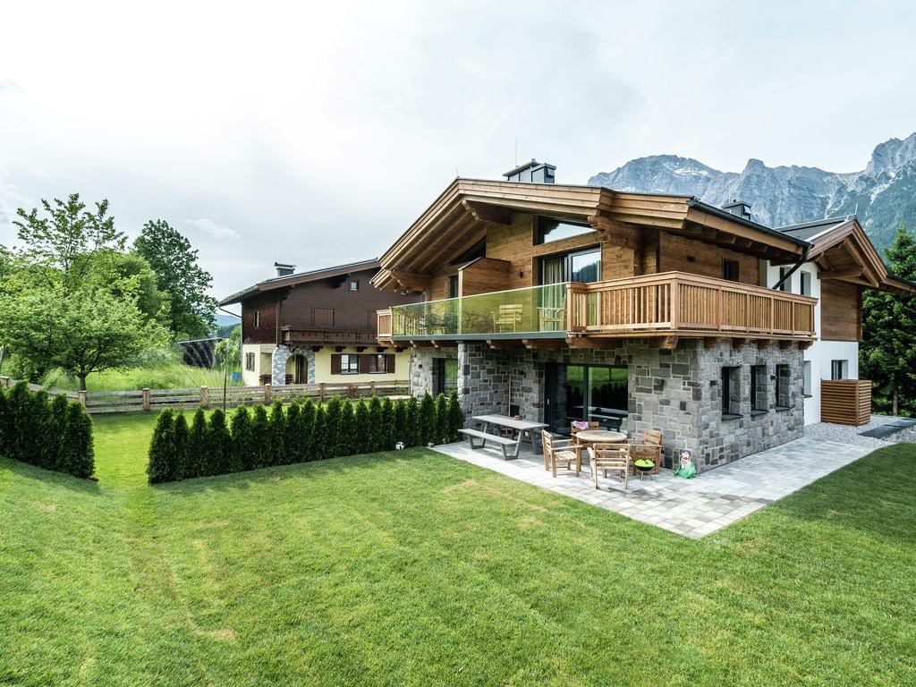 Chalet Schneelowe L Ferienhaus
