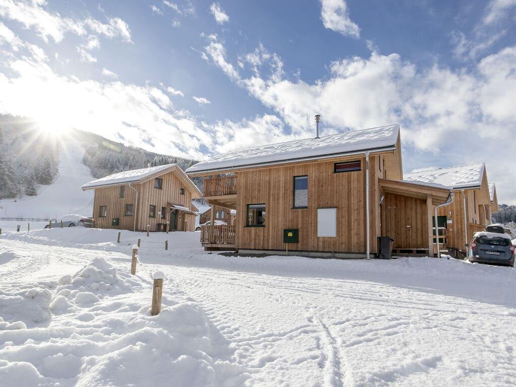 Ferienhaus Modernes Holz-Chalet in Sankt Georgen ob Muraumit Whirlpool (1948755), St. Georgen am Kreischberg, Murtal, Steiermark, Österreich, Bild 4