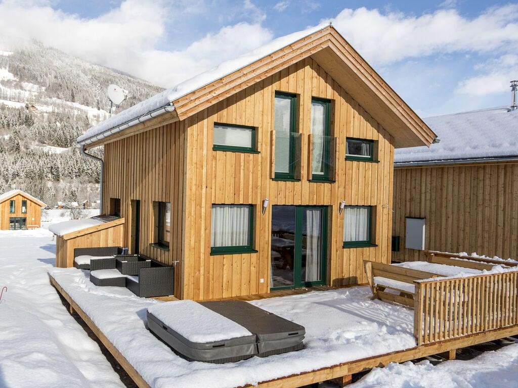 Ferienhaus Modernes Holz-Chalet in Sankt Georgen ob Muraumit Whirlpool (1948755), St. Georgen am Kreischberg, Murtal, Steiermark, Österreich, Bild 5