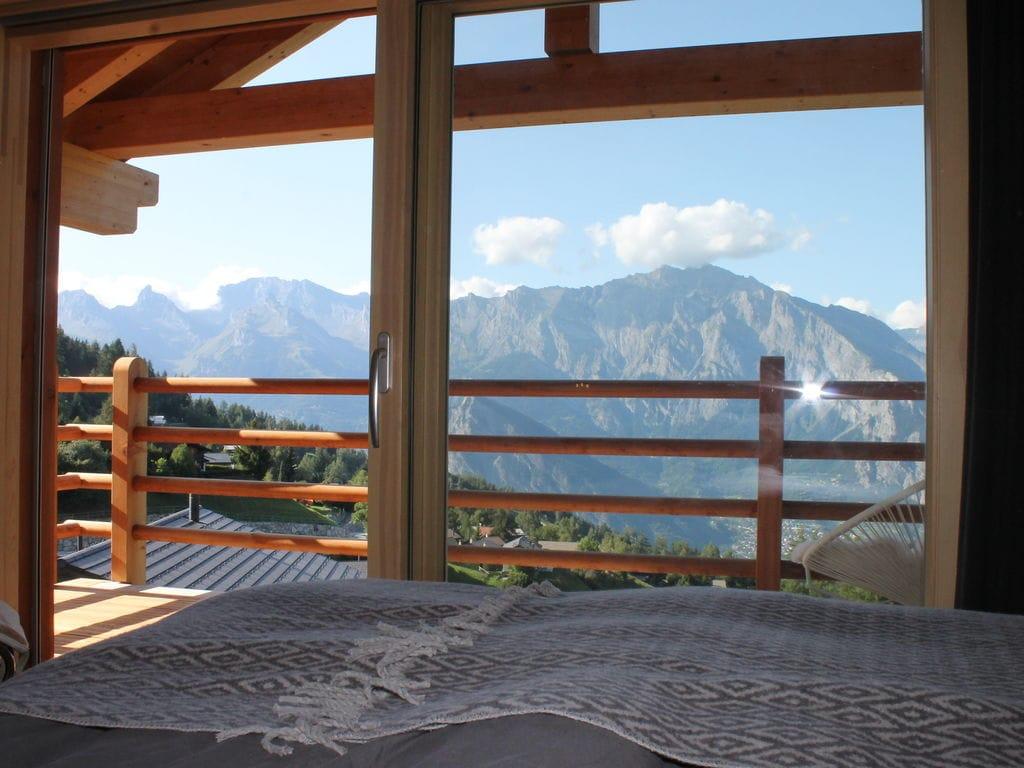 Ferienhaus Idyllisches Ferienhaus in La Tzoumaz nahe dem Skigebiet (2284195), Mayens-de-Riddes, 4 Vallées, Wallis, Schweiz, Bild 3