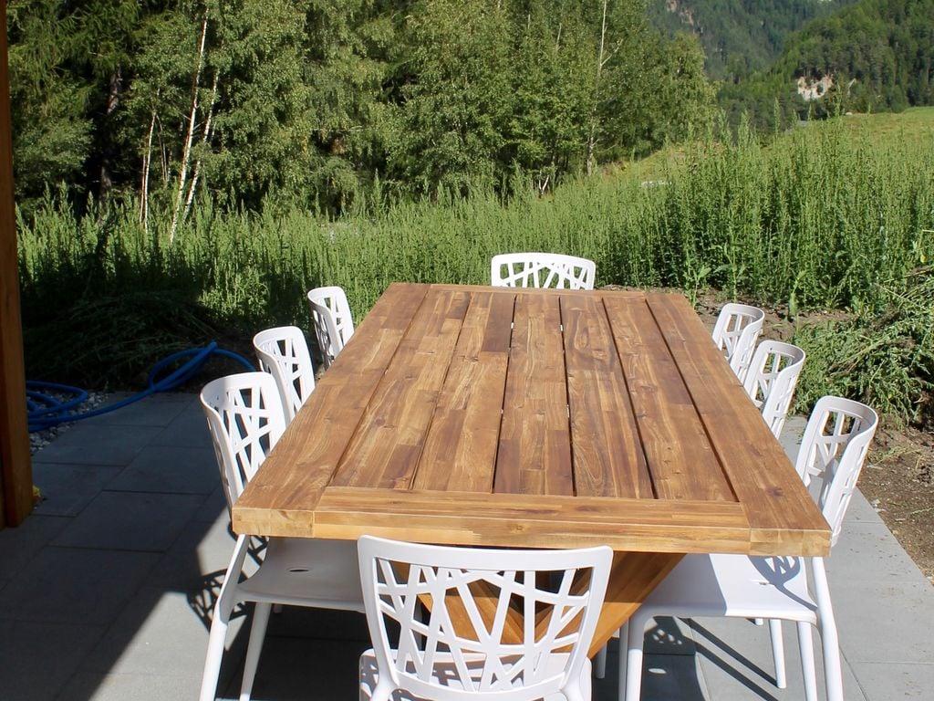 Ferienhaus Idyllisches Ferienhaus in La Tzoumaz nahe dem Skigebiet (2284195), Mayens-de-Riddes, 4 Vallées, Wallis, Schweiz, Bild 25