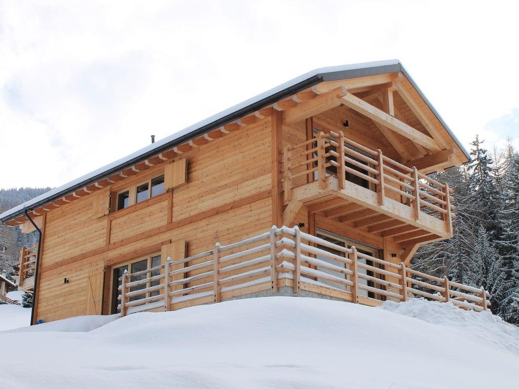 Ferienhaus Idyllisches Ferienhaus in La Tzoumaz nahe dem Skigebiet (2284195), Mayens-de-Riddes, 4 Vallées, Wallis, Schweiz, Bild 28