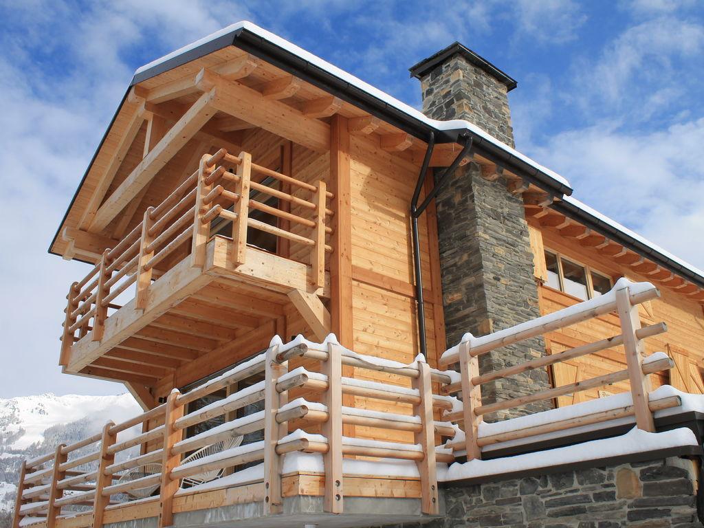 Ferienhaus Idyllisches Ferienhaus in La Tzoumaz nahe dem Skigebiet (2284195), Mayens-de-Riddes, 4 Vallées, Wallis, Schweiz, Bild 29
