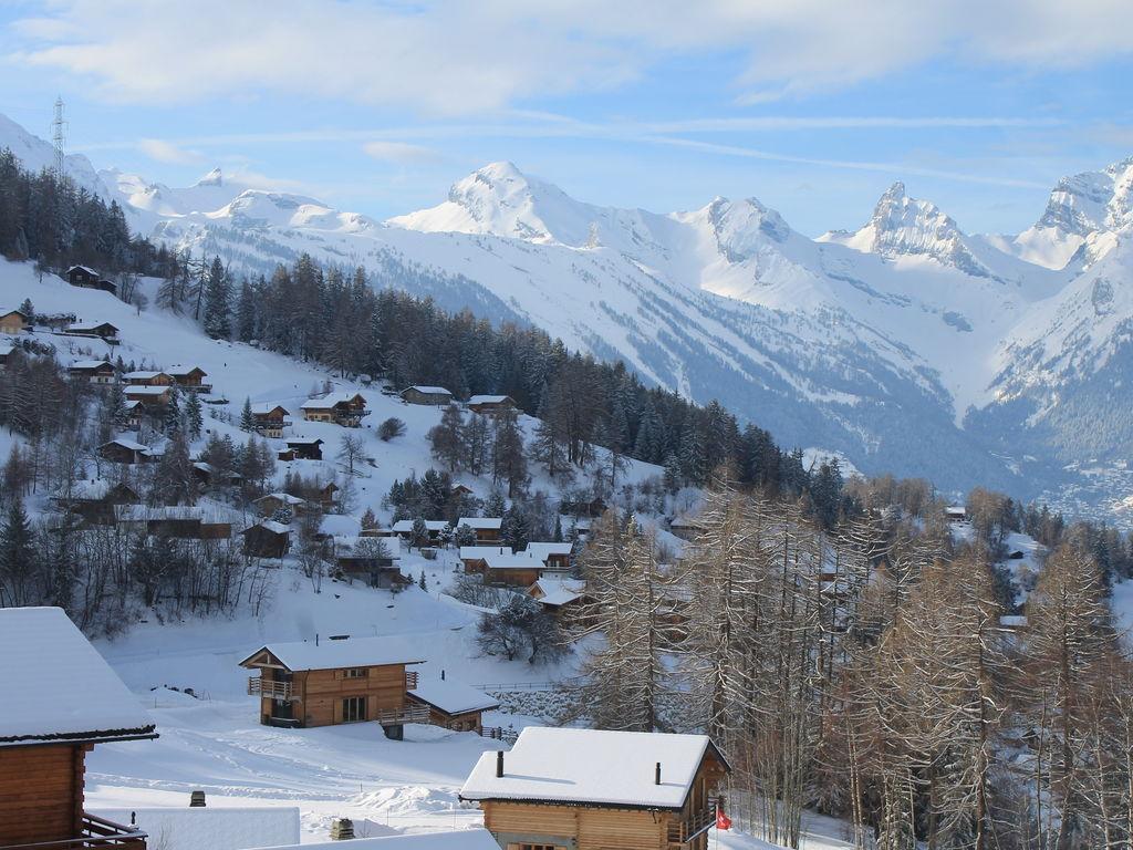 Ferienhaus Idyllisches Ferienhaus in La Tzoumaz nahe dem Skigebiet (2284195), Mayens-de-Riddes, 4 Vallées, Wallis, Schweiz, Bild 31