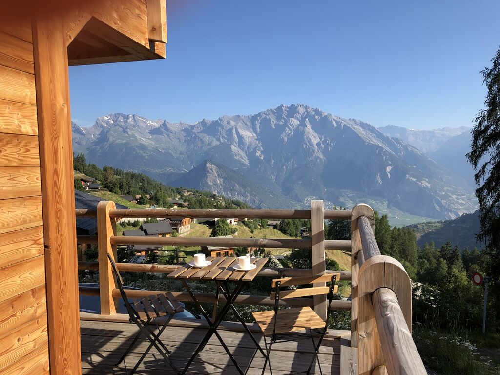 Ferienhaus Idyllisches Ferienhaus in La Tzoumaz nahe dem Skigebiet (2284195), Mayens-de-Riddes, 4 Vallées, Wallis, Schweiz, Bild 4