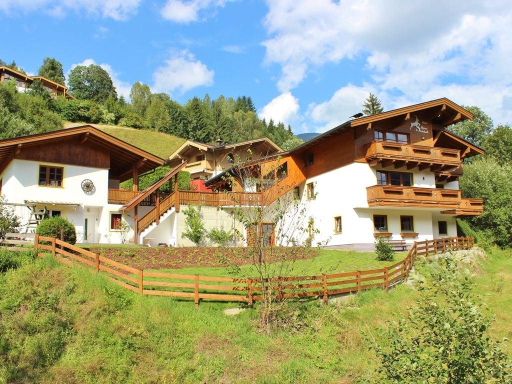 Alpensteinbock Saalbach L Ferienhaus