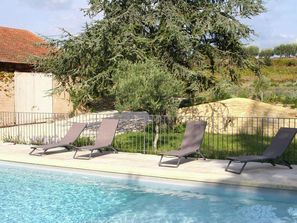 Holiday house Luxuriöses Mas mit privatem Pool am Fuße des Mont Ventoux (2007891), Carpentras, Vaucluse, Provence - Alps - Côte d'Azur, France, picture 5